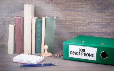 What's the point of writing job descriptions?